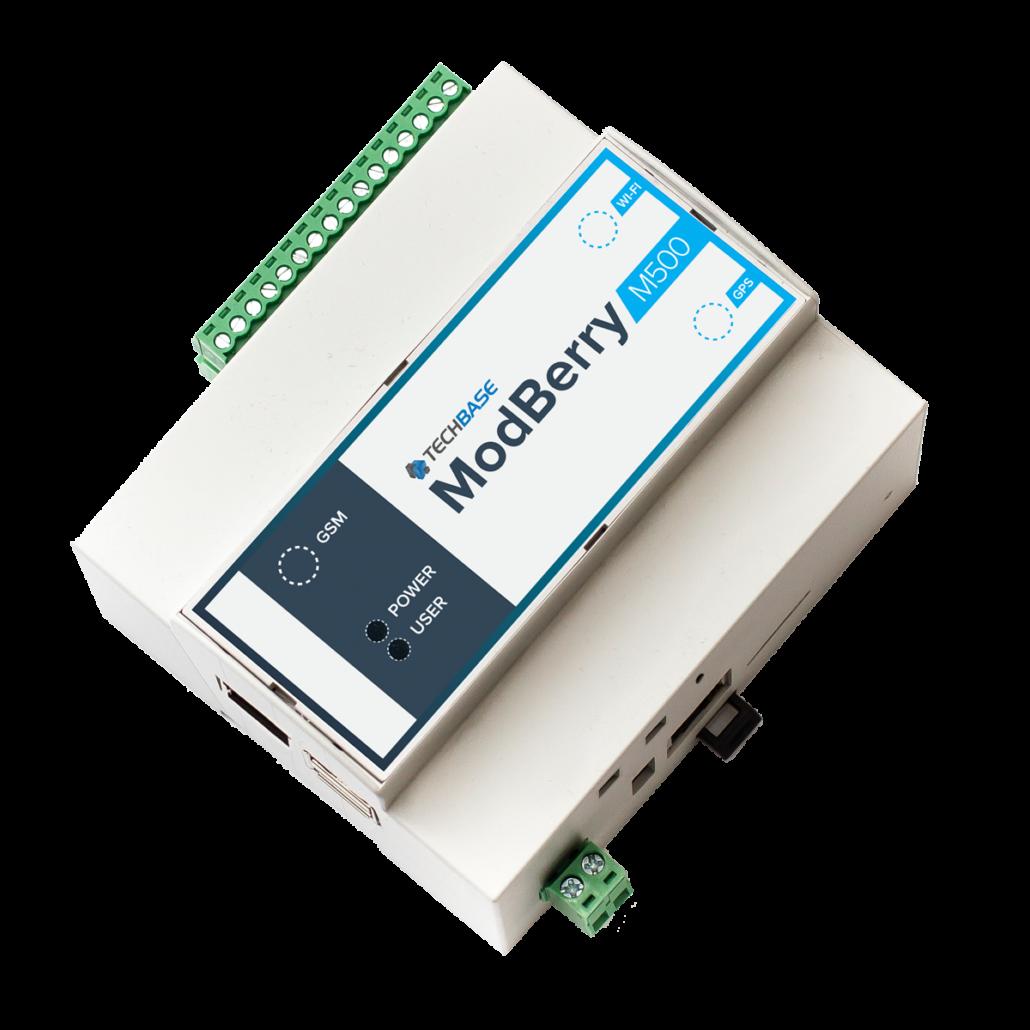 NB-IoT - ModBerry - Industrial RaspberryPi