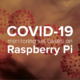 COVID-19 monitoring set based on Raspberry Pi